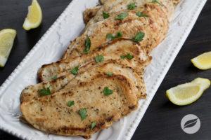 Garlic Pepper Chicken Recipe