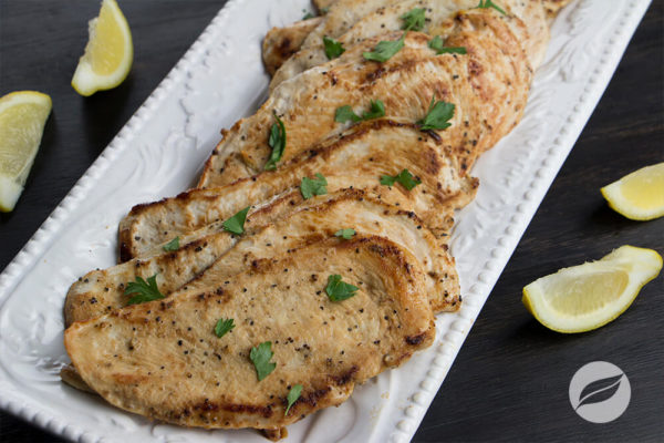 Garlic Pepper Chicken Recipe