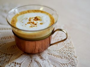 picture of golden milk